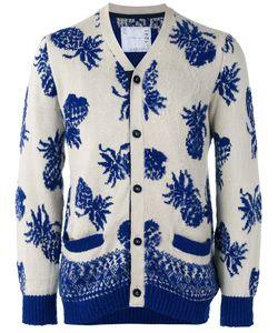 Sacai | Pineapple Print Cardigan 1