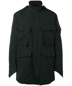Julius | Front Pockets Raincoat 3