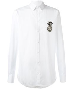 Dolce & Gabbana | Pineapple Detail Shirt