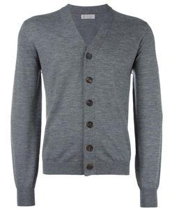 Brunello Cucinelli | V-Neck Cardigan 50 Cashmere/Virgin Wool