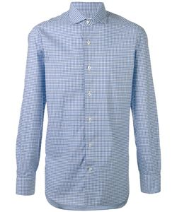 Barba | Gingham Shirt Size 40