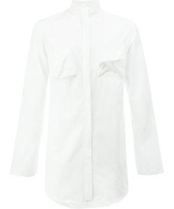 Moohong | Plain Long Shirt Men 48