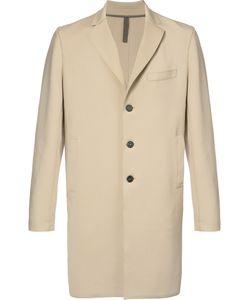 Harris Wharf London | Single Breasted Coat