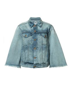 NSF | Flared Sleeve Denim Jacket Medium