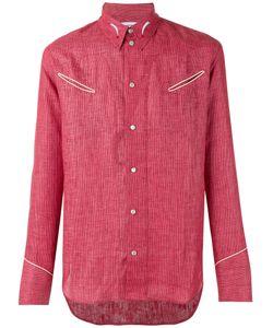 Umit Benan | Slip Pocket Shirt