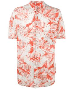 Majestic Filatures | Palm Print Shirt