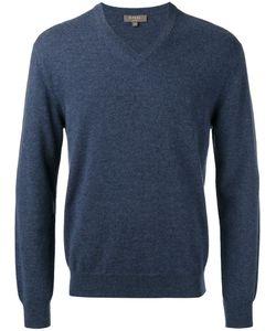 N.Peal | V Neck Sweatshirt Size Xxl