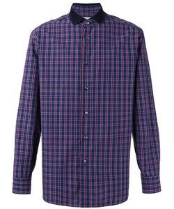 Brioni   Checked Shirt Size Xxl