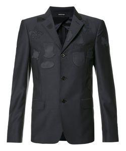 Alexander McQueen | Patched Blazer Jacket 52
