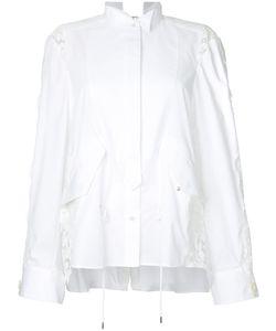 Sacai | Lace-Detail Shirt Size