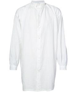 Horisaki Design & Handel | Long Sheer Linen Shirt