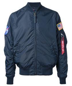 Alpha Industries | Nasa Reversible Bomber Jacket