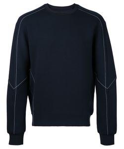 Wooyoungmi | Contrast Sweatshirt 48 Polyester/Polyurethane/Rayon