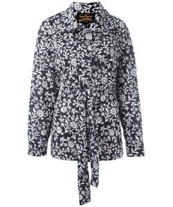 Vivienne Westwood | Flower Print Shirt Small Cotton