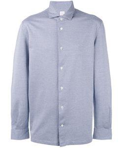 Barba   Micro Pattern Shirt 40
