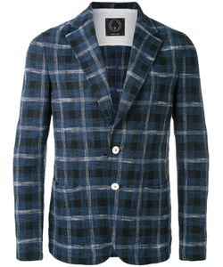 Tonello | Checked Blazer L