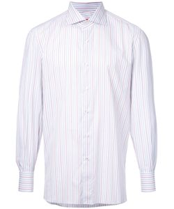 Isaia | Striped Shirt Size 40