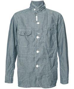 Engineered Garments | Chambray Shirt Jacket Size Large
