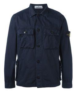 Stone Island | Chest Pocket Shirt Jacket Large