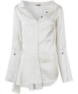 Hellessy | Bessette Ii Asymmetric Flounce Shirt