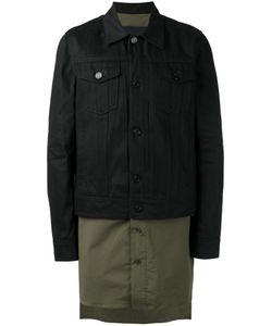 Juun.J | Colour Block Overcoat 44