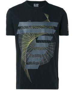 Emporio Armani | Graphic Printed T-Shirt