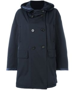 Moncler | Hooded Mid-Length Coat 2