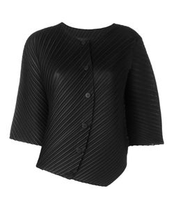 Pleats Please By Issey Miyake | Pleated Button Top 3
