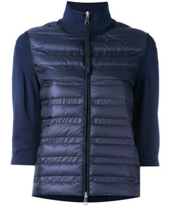 Moncler   Padded Front Sweater Women