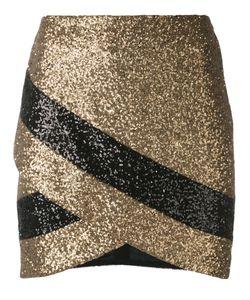 Elie Saab | Glitter Mini Skirt