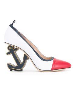 Thom Browne | Anchor Heel Pumps Women