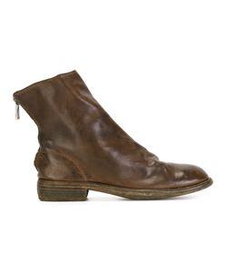 Guidi | Rear Zip Boots 42