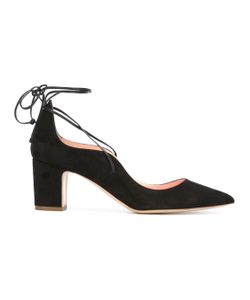Rupert Sanderson | Lace Up Front Pumps