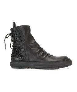 D.Gnak | Laced Back Boots Size 41