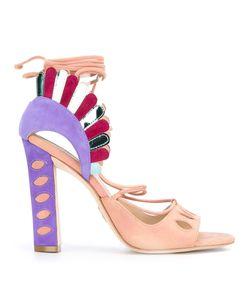 Paula Cademartori | Lotus Sandals 38
