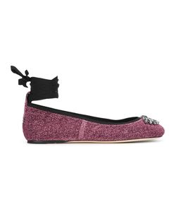 Jimmy Choo | Grace Ballerinas Size 35