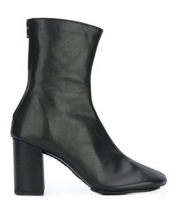 Junya Watanabe Comme Des Garçons   Zipped Ankle Boots Size 39.5