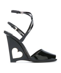 Prada | Wedged Sandals Size 35