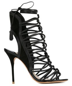 Sophia Webster | Tied Strappy Sandals Size 38