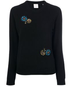 Paul Smith | Embellished Patch Sweater