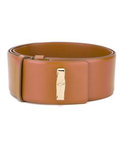 Salvatore Ferragamo | Logo Plaque Waist Belt