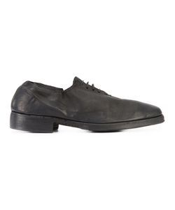 Guidi | Almond Toe Derby Shoes Size 39