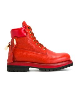 Buscemi | Lock Detail Ankle Boots 10