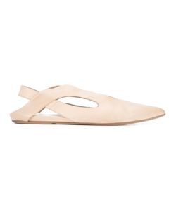 Marsèll | Pointed Slingback Slipper Size 39.5