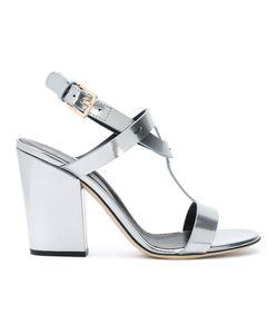 Sergio Rossi   High Shine Sandals Size 37.5