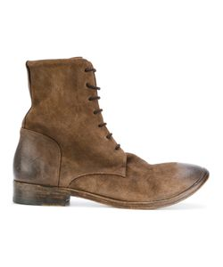 The Last Conspiracy | Distressed Ankle Boots Men