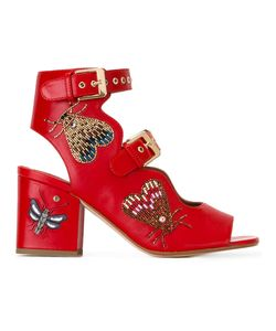 Laurence Dacade   Beaded Insects Sandals