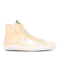 Golden Goose Deluxe Brand | Hi-Top Sneaker Size 36 Cotton/Calf