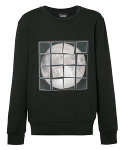 Christopher Raeburn | Velcro Moon Sweatshirt Large Cotton