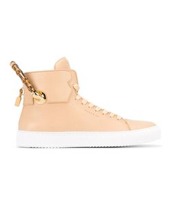 Buscemi | Bamboo Hi Top Sneakers